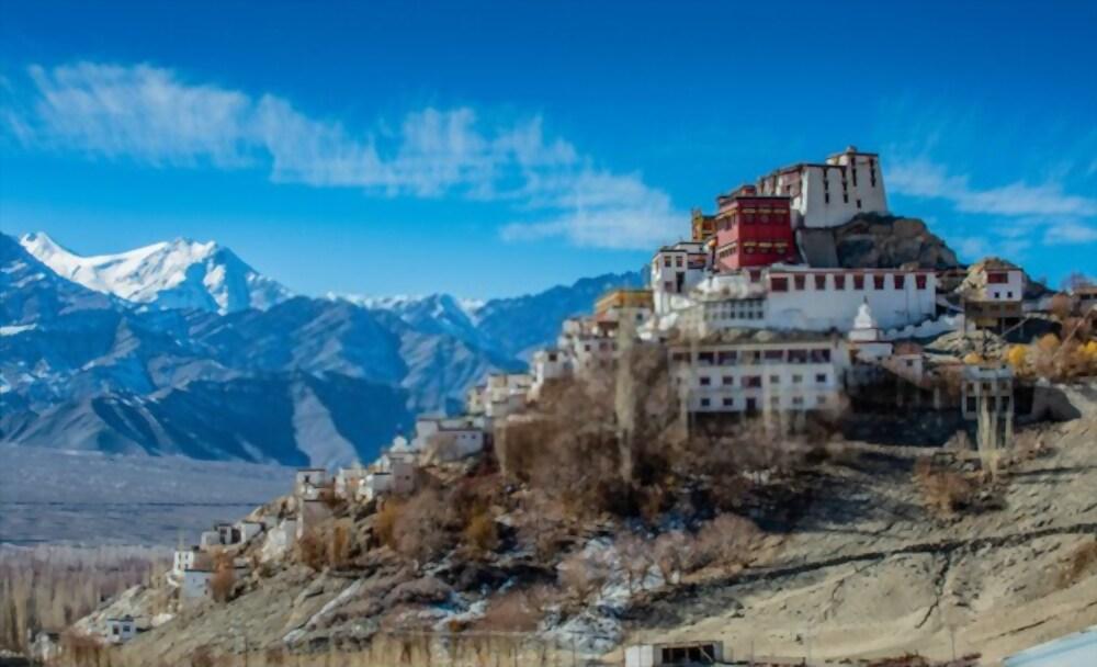 Leh Ladakh is top destination in India