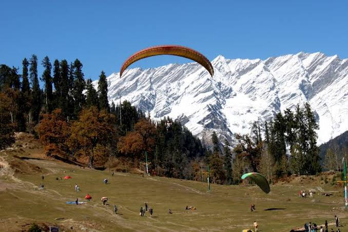Adventure in Manali