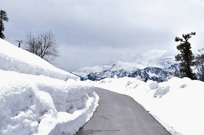 Rohtang Pass of Manali