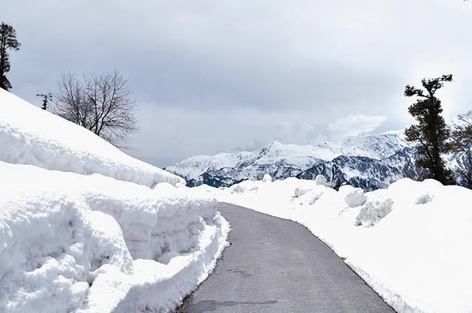 Rohtang Pass of Manali