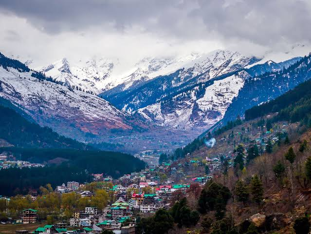 Old Kullu Manali of Uttarakhand