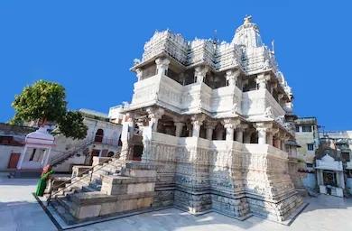 Jagdish temple Hindu temple