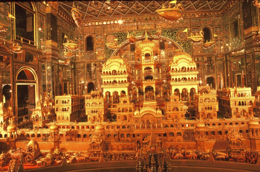 Land of Ajmer Sharif. It is one of the best spiritual place in Rajasthan