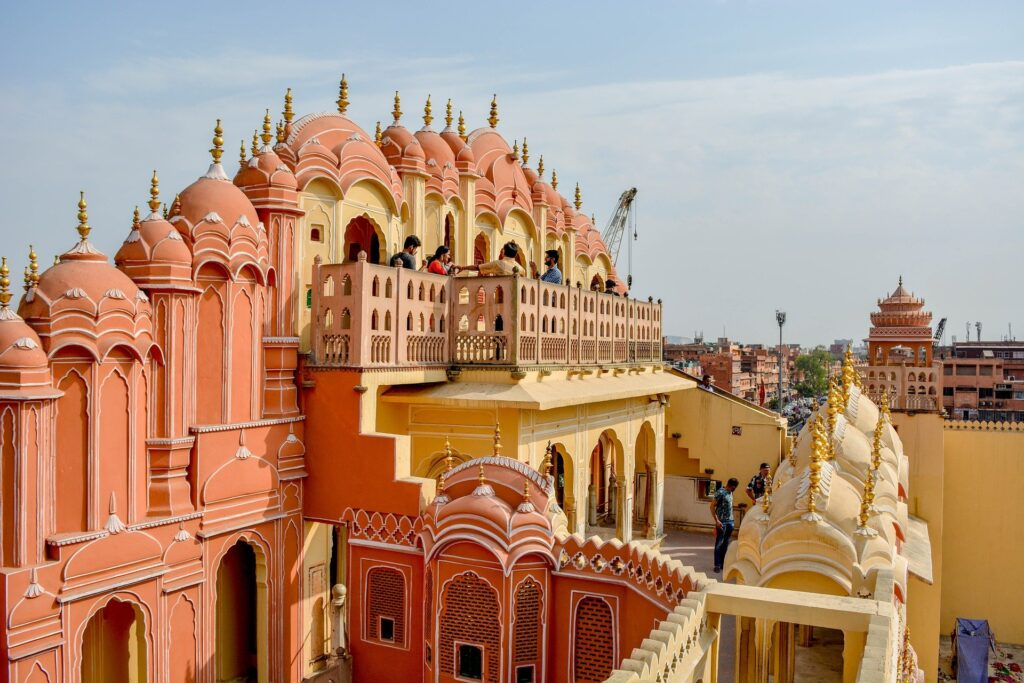 Jaipur in Rajasthan is known as one of the best places to visit in Rajasthan.