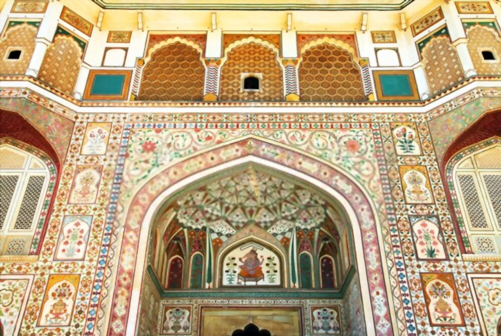 Amber Fort is one of the best places to visit in Jaipur