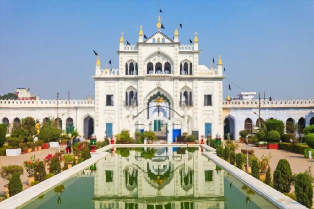 Chota Imambara is top visited place in Indore.