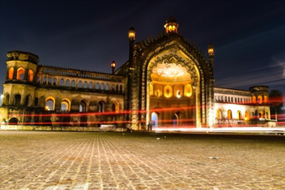 Lucknow places the gateway