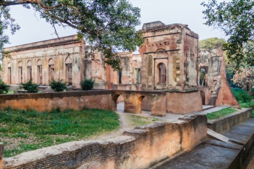 Top places to visit in Lucknow