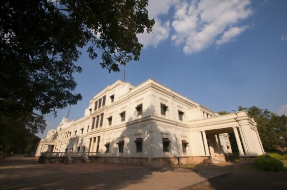 Lal Bagh Palace is one of the top attractions in Indore