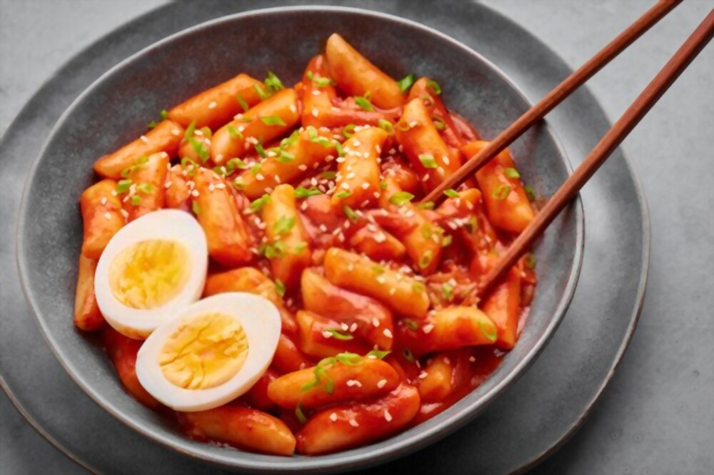Tteokbokki is one of the best foods in the world