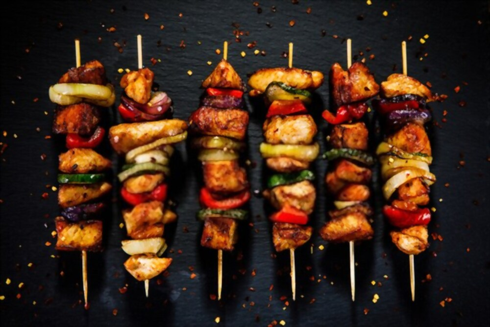 Kebab is no doubt one of the best foods in the world.