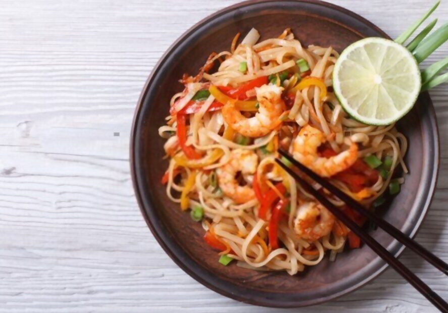 Pad Thai is one of the best dish in the world.