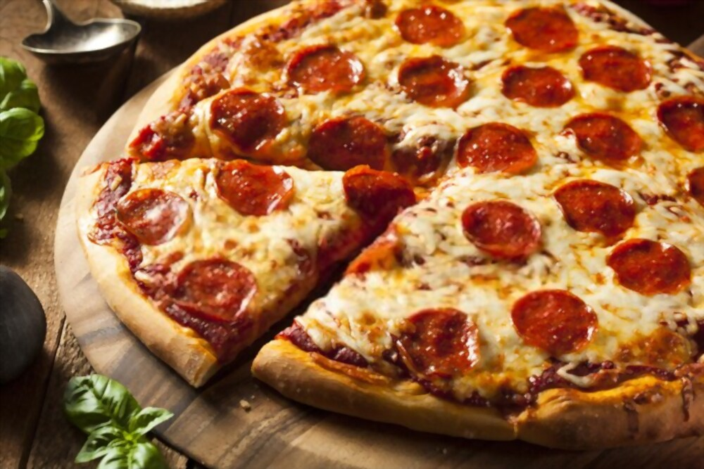 Italian Pizza is one of the best foods in the world.