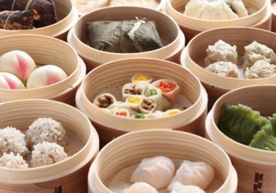 Singaporean foods and Sushi