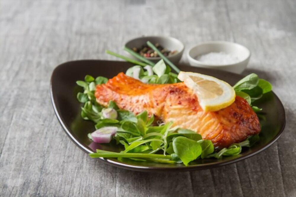 Salman fish is one of the best foods for Pregnancy