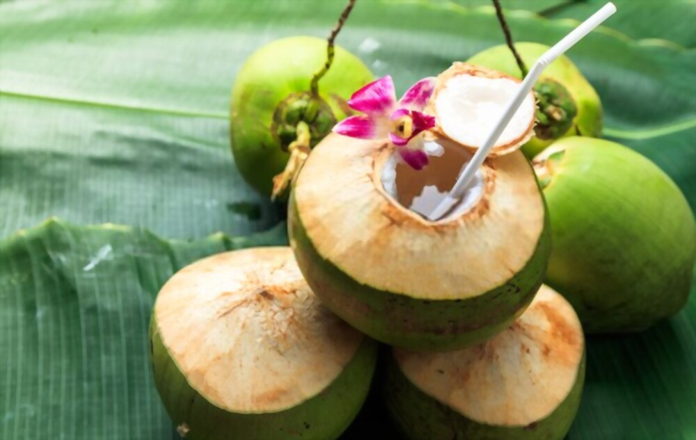 Energy food for loose motions is coconut water and it's cream