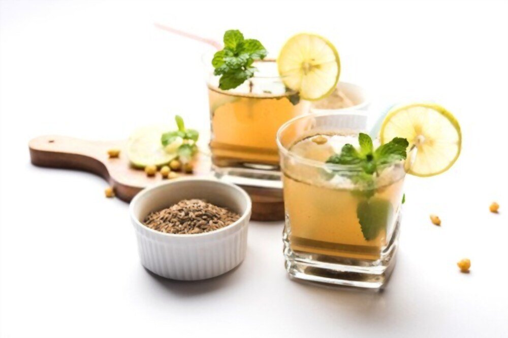 Cumin water for relief from loose motions and bowels.