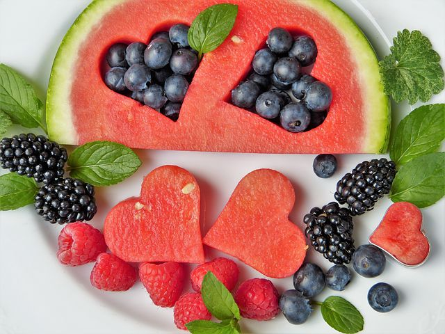 Healthy fruits and foods in Pregnancy