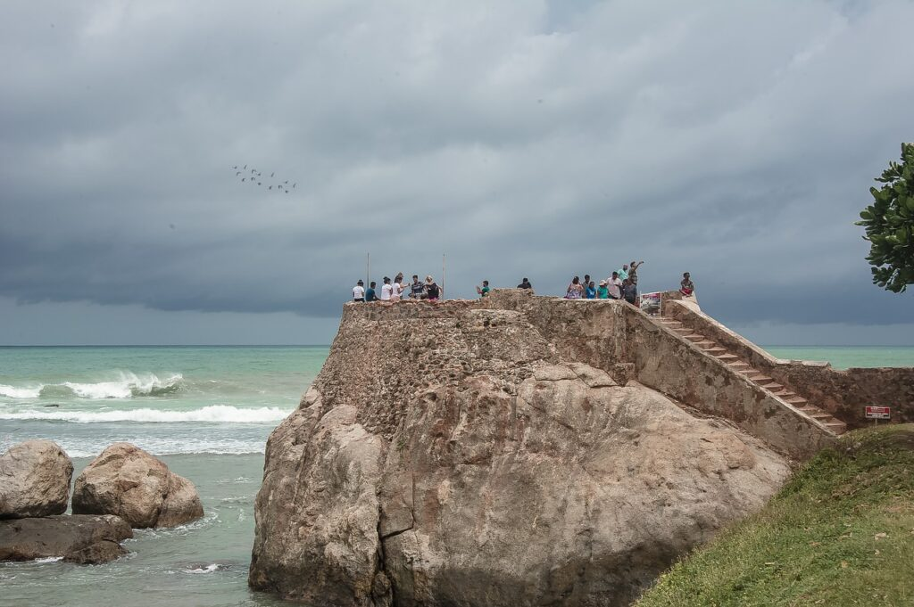 Galle Fort is one of the best forts in Sri Lanka