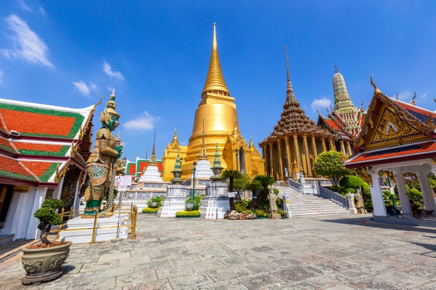 Wat Arun is one of th best places to visit in Bangkok.