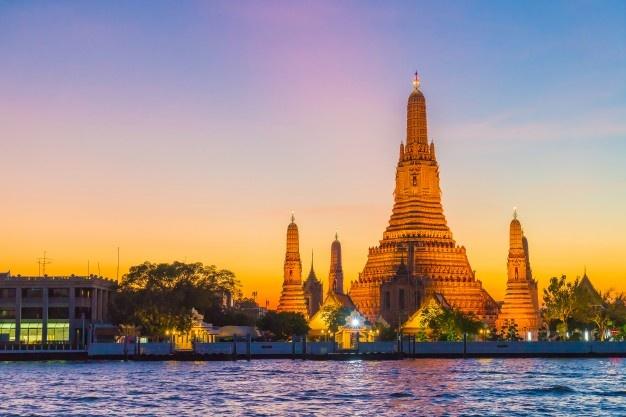 Grand Palace of Bangkok. One of the top attractions in Bangkok.