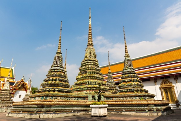 Wat Pho is amongst the best places to visit in Bangkok with friends and family.