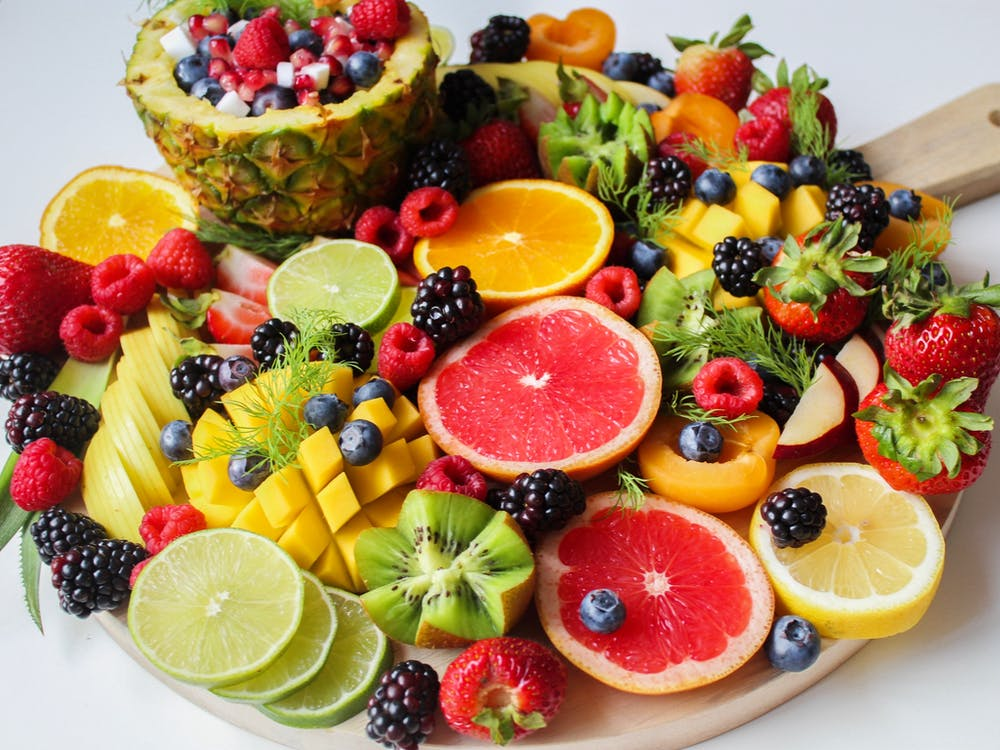 Fruits are best foods for Diabetes.