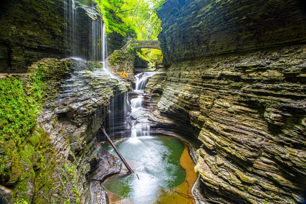 Finger Lakes are one of the best places for visit in New York State