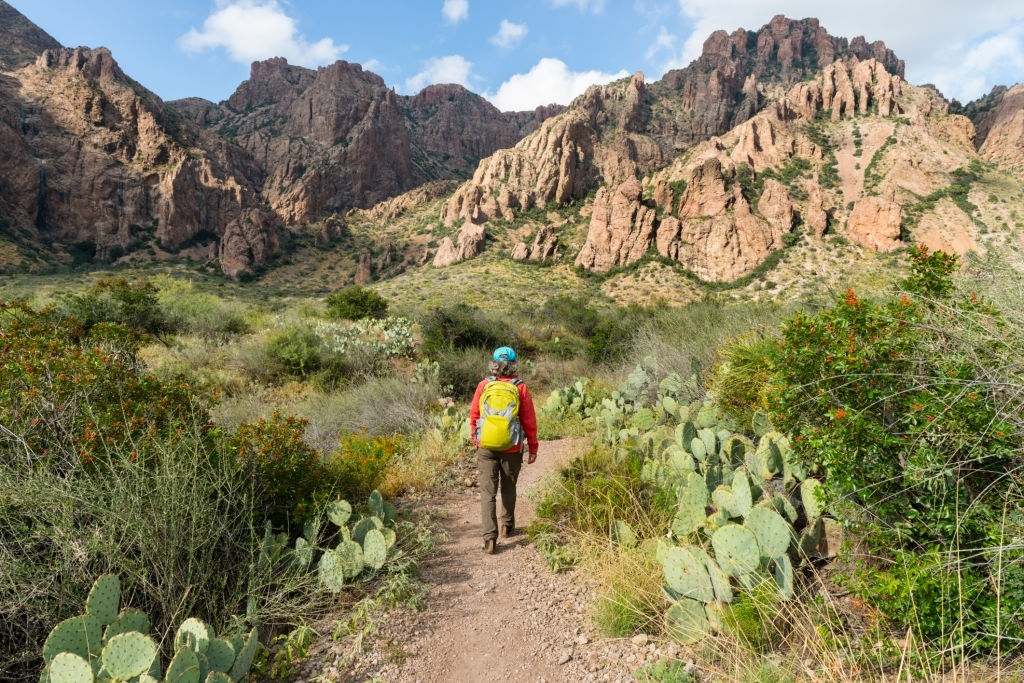 Big Bend National Park in Texas is one of the best places to visit in Texas