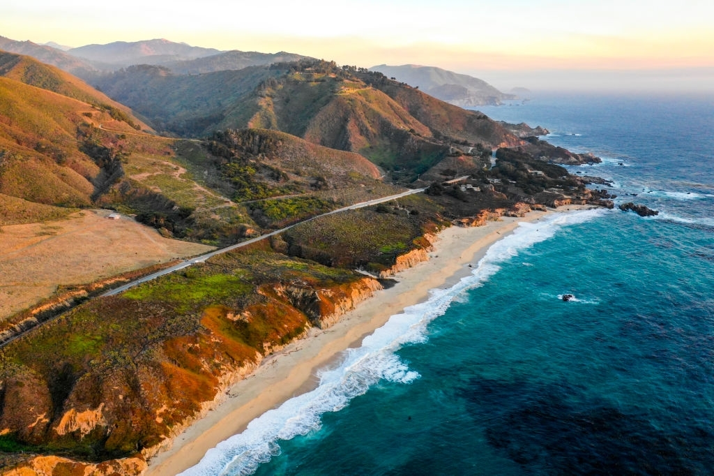 California's Big Sur is one of the best places to visit in California