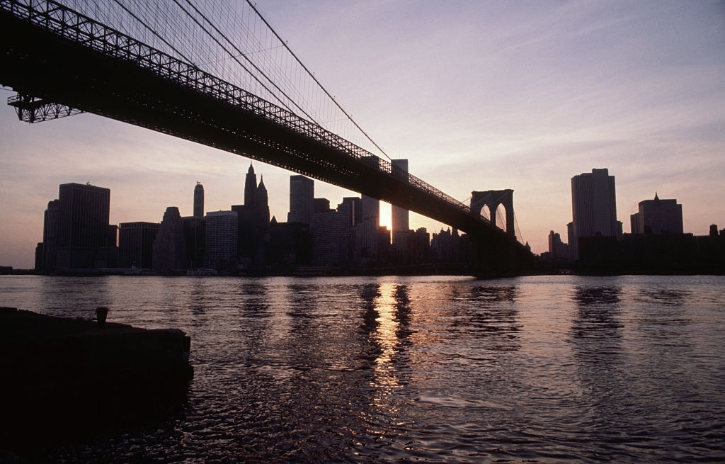 Brooklyn Bridge is another must visit destination in New York State