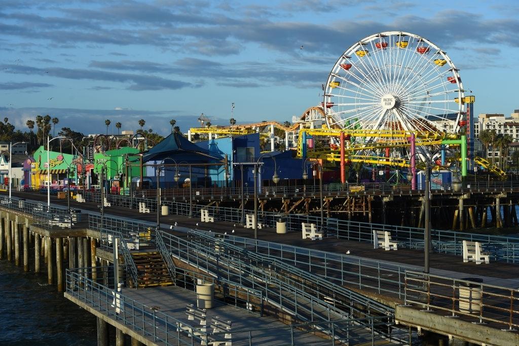 Santa Monica is ideal destination for adventure lovers